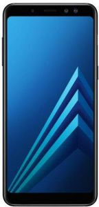 Смартфон Samsung A530F (Galaxy A8 2018) 4/32GB DUAL SIM BLACK